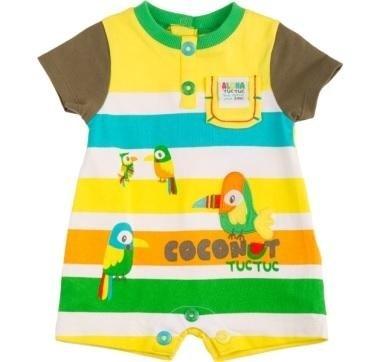 abbigliamento tuc tuc vestito neonato