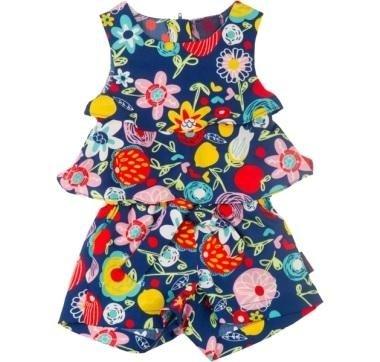 abbigliamento tuc tuc vestito da bambina con pantaloncini