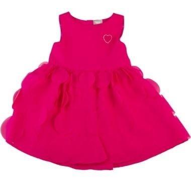 abbigliamento tuc tuc vestito bambina rosa