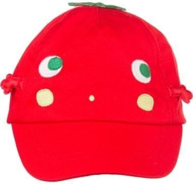 cappello bambino rosso