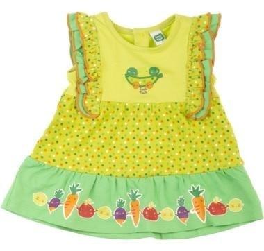 abbigliamento tuc tuc completo giallo e verde