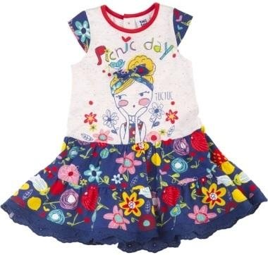 abbigliamento tuc tuc vestito bambina con gonna