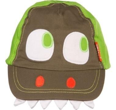 cappello verde per bambino