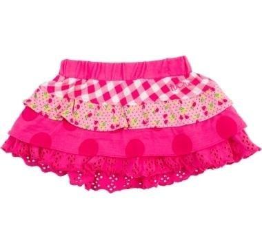 abbigliamento tuc tuc gonna rosa