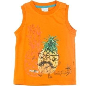 abbigliamento tuc tuc canottiera arancione
