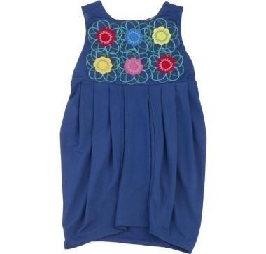 abbigliamento tuc tuc vestito blu