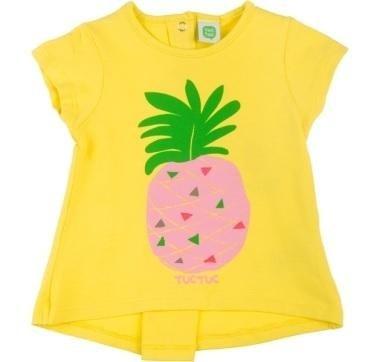 abbigliamento tuc tuc maglia gialla con ananas