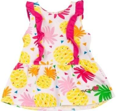 abbigliamento tuc tuc vestito con ananas