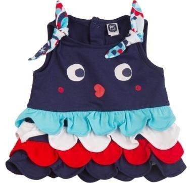 abbigliamento tuc tuc vestito bambina con occhi blu