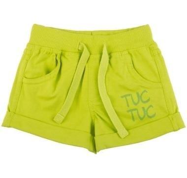 abbigliamento tuc tuc pantaloncini verdi