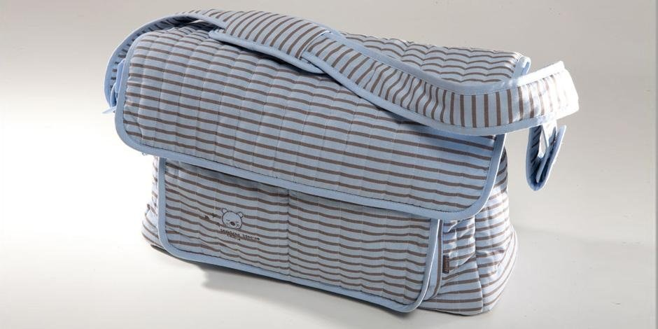 borsa per accessori neonato