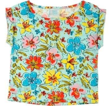 abbigliamento tuc tuc maglia a fiori