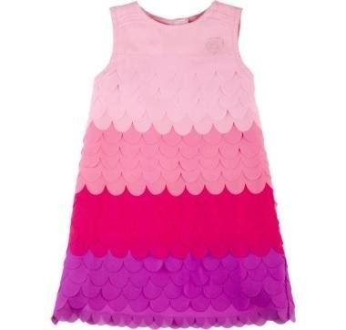abbigliamento tuc tuc vestito bambina con frappe