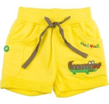 abbigliamento tuc tuc boxer gialli