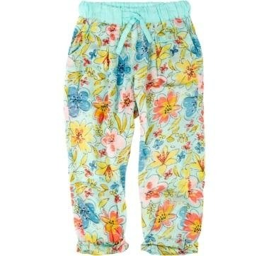 abbigliamento tuc tuc pantaloni con fiori