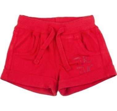 abbigliamento tuc tuc pantaloncini rossi