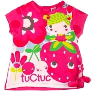 abbligliamento TUC TUC maglia con disegni