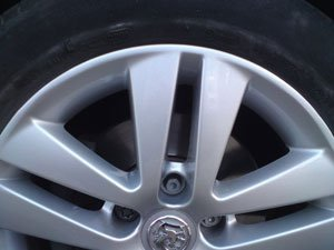 Astra Wheel After Repair
