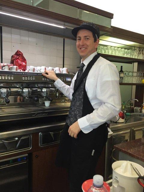 staff pasticceria, bar