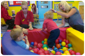 Day nursery - Mansfield, Nottinghamshire - Shaping Futures Ltd - At Mansfield