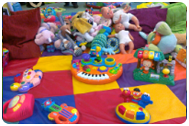 Early years foundation stage - Mansfield, Nottinghamshire - Shaping Futures Ltd - Warsop