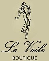 LE VOILE BOUTIQUE - LOGO