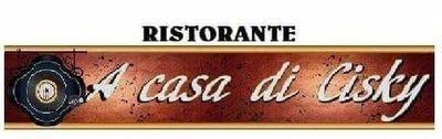A CASA DI CISKY RISTORANTE BAR-LOGO