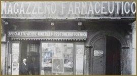 negozio di profumi dal 1903