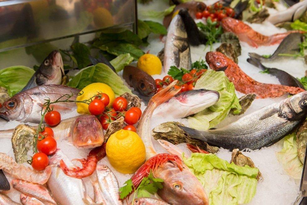 il nostro banco pesce