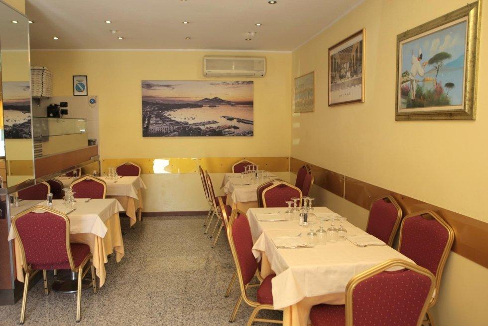 pizzeria napoletana Cesano Boscone