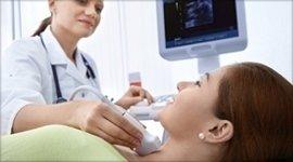 ecografie tiroidea