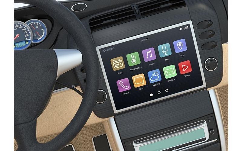 Smart touch screen