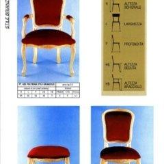 poltrone b,sedia e sgabello