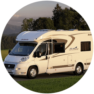 vendita camper usati