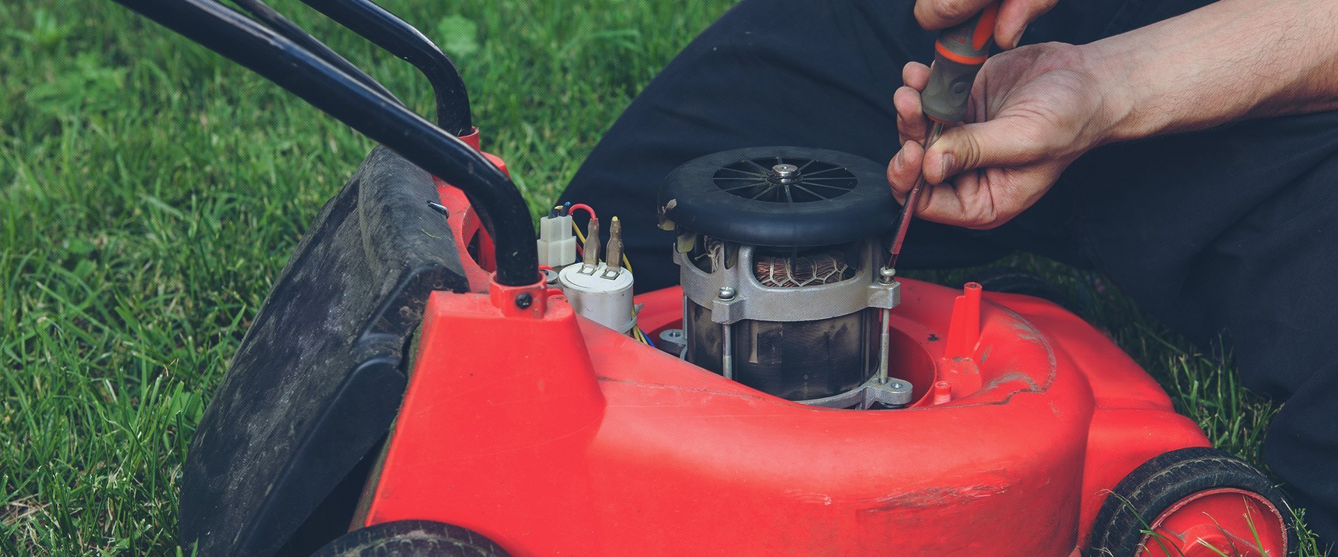 Lawnmower repairs