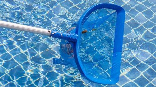 Pool cleaner we use for pool maintenance in Honolulu