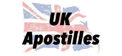 Apostilles UK