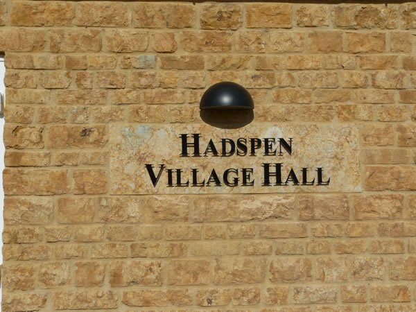 HADSPEN VILLAGE HALL