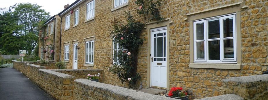 dressed walling stone