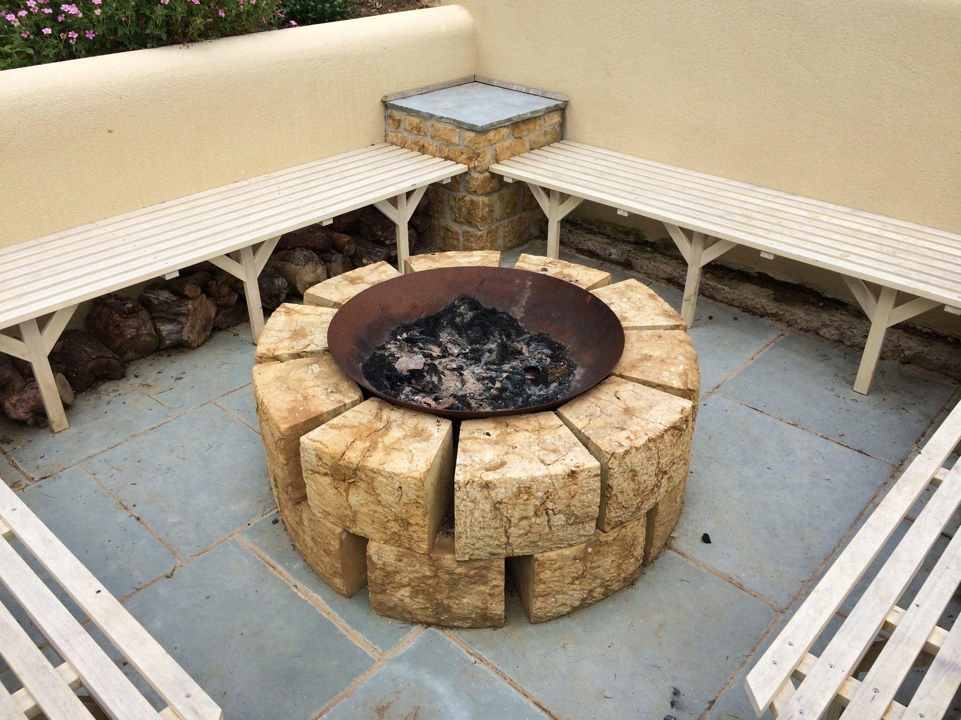 handmade masonry work