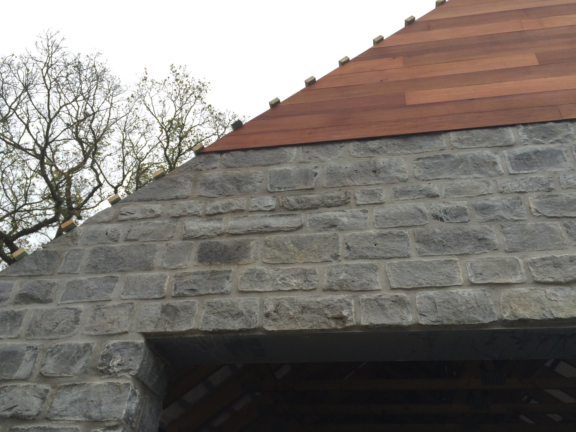 roof stone