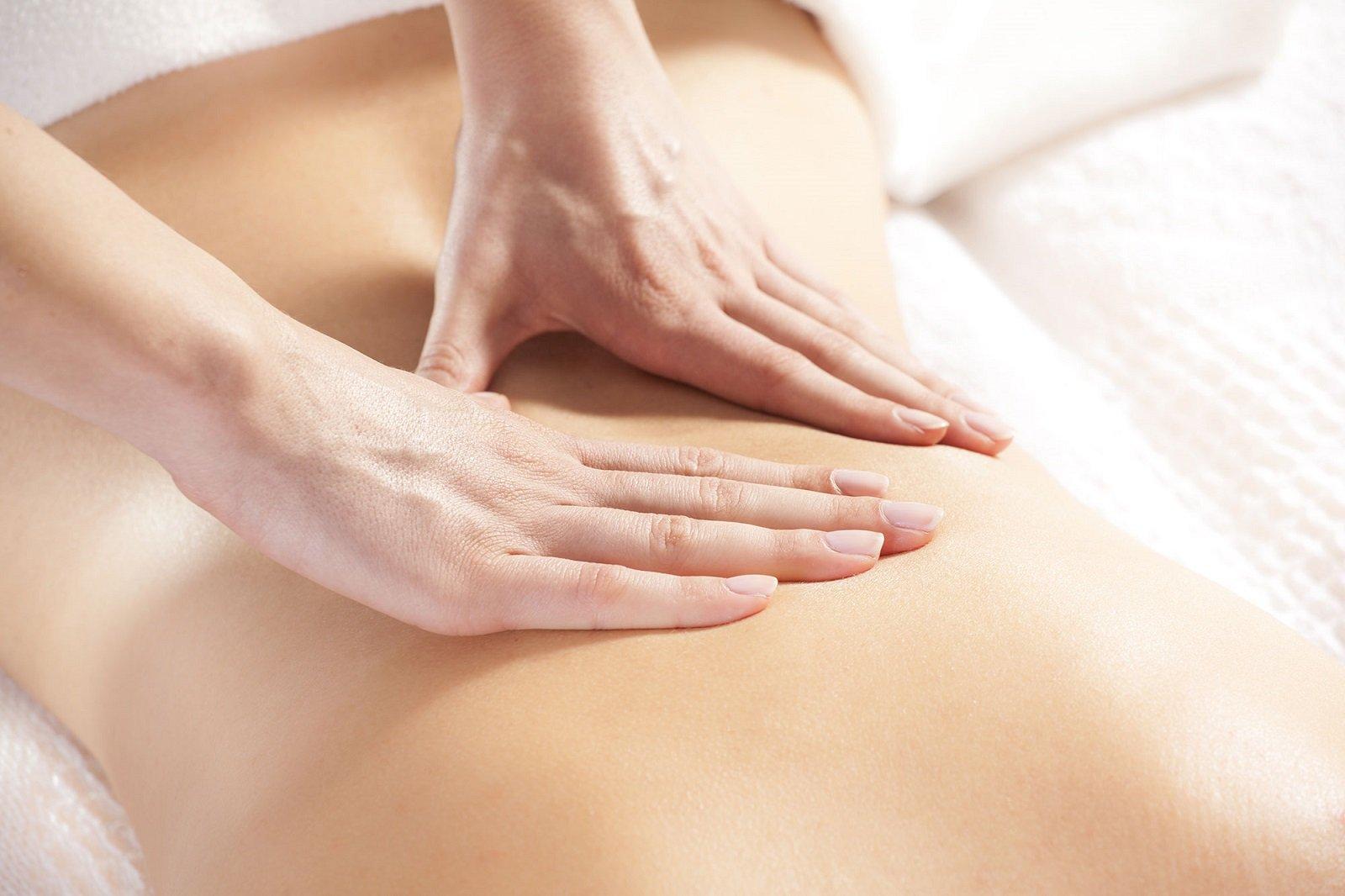 Massaggi con olio a Roma