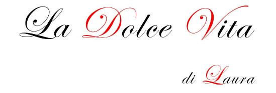 LA DOLCE VITA DI LAURA-Logo