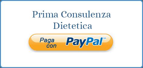 Consulenza Piano nutrizionale
