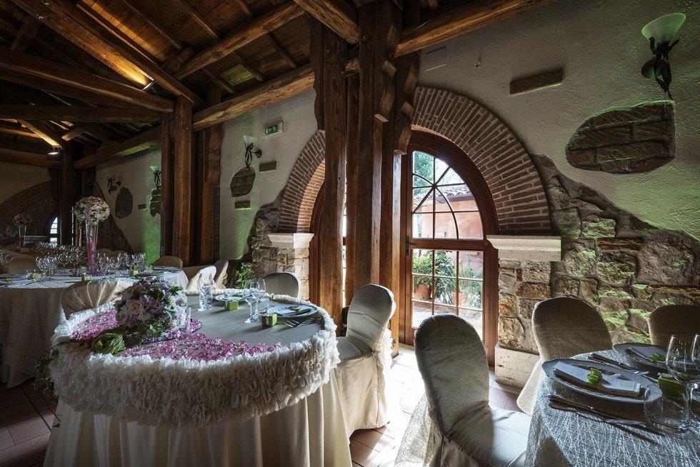 ristorante per matrimonio