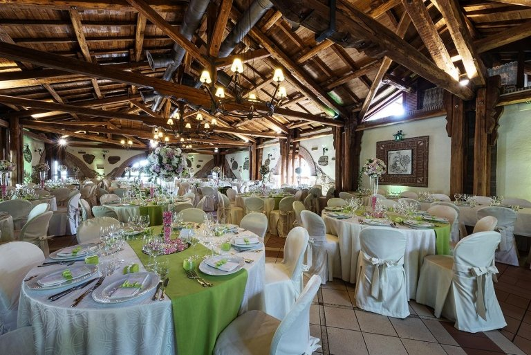Location per matrimonio