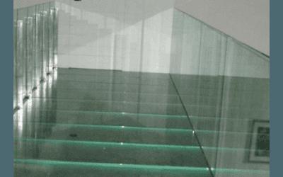 realizzazione soppalchi in vetro