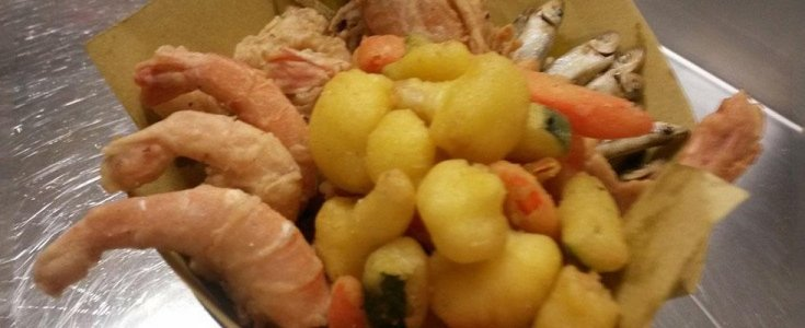fritto pesce