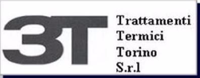 Logo 3T - Trattamenti Termici Torino a Rivoli (TO)