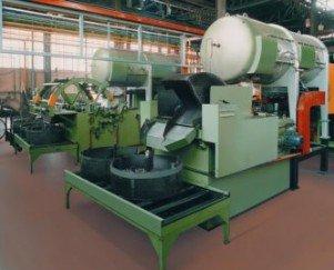 Processo di gas di arricchimento controllate dal software integrato